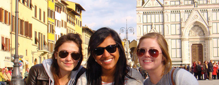 Athena Study Abroad - Study in Italy