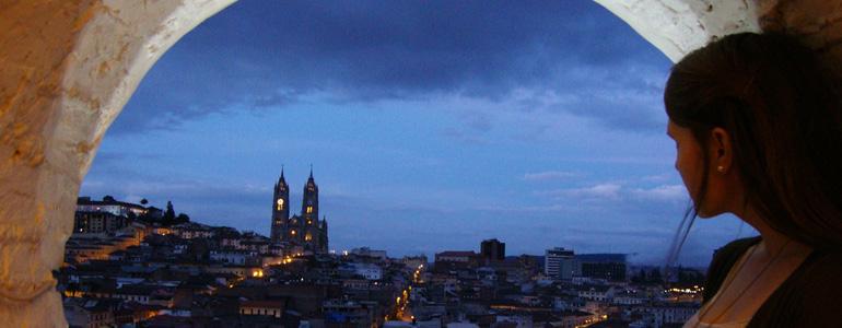 Study Abriad in Ecuador