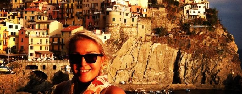 Amelia Perri in Italy