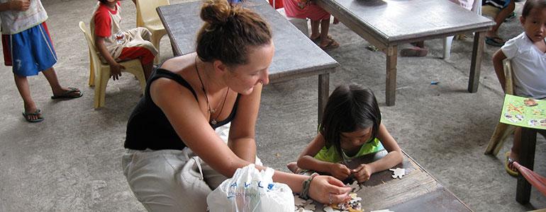 Volunteer abroad in Philippines