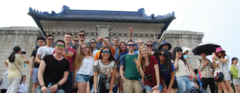 Internship Abroad in China