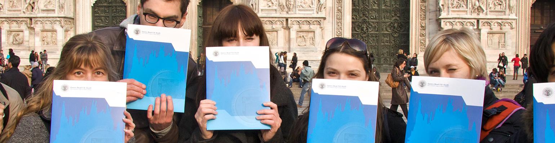 ELLCI Milano - Italian Language School students