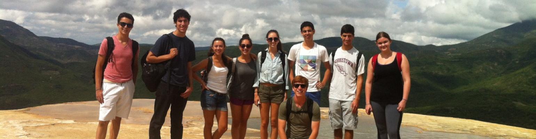 Sol Abroad participants