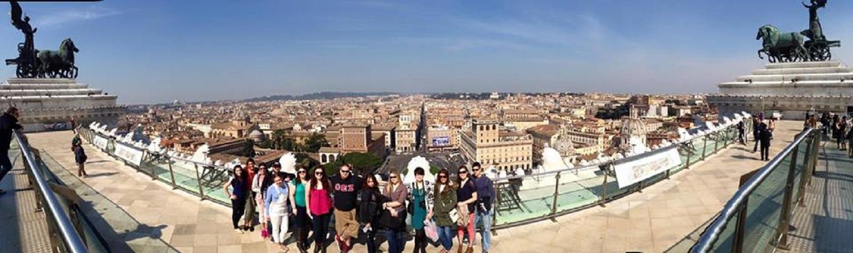 Rome SAE Header Image