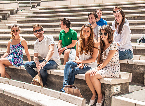 Technion International Israel Institute of Technology students