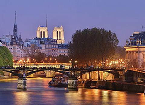 Paris, Italy