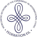 Federation EIL-The Worldwide Network of the Experiment in International Living Logo