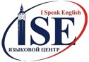 I SPEAK ENGLISH Logo
