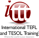 International TEFL and TESOL Training Logo