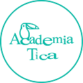 Academia Tica Spanish School Logo