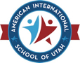 American International School of Utah  Logo