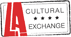L.A. Cultural Exchange Logo