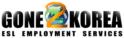 Gone2Korea ESL Employment Services Inc.