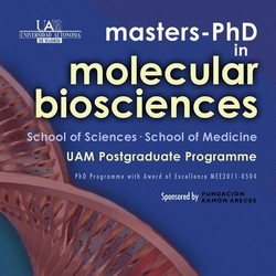 Postgraduate Programme in Molecular Biosciences Logo
