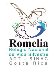 Refugio Nacional Vida Silvestre Romelia Logo