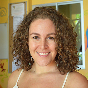 Lindsay LaVelle - Student Advisor & Group Coordinator