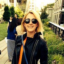 Sara King - BUNAC Internships Manager
