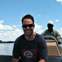 Tim Douglas - Head of Group Travel