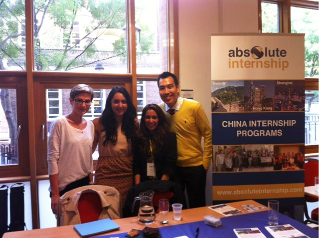 With Program Alumni SOAS, University of London, September 2013