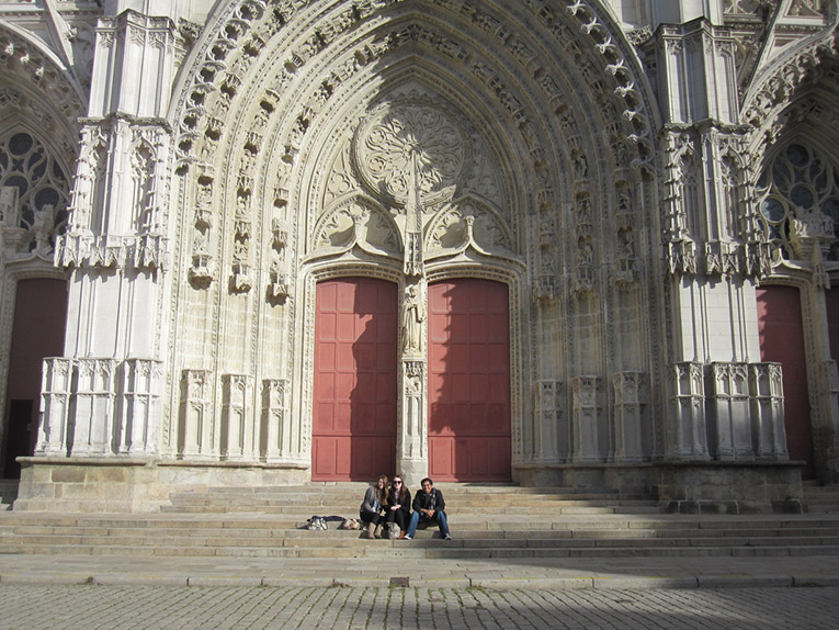 Cathedrale de Nantes, France