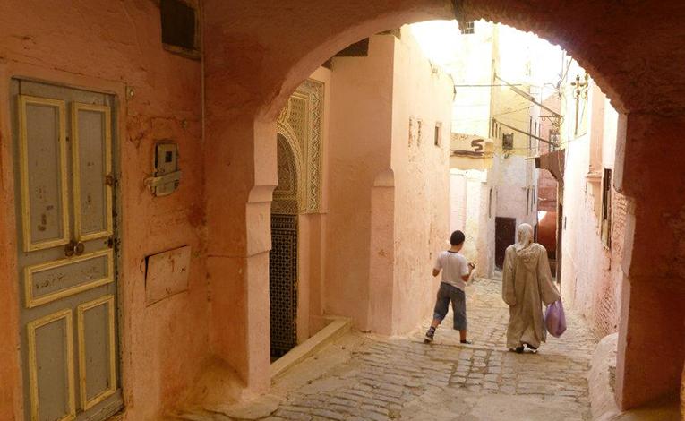 Meknes Medina, Morocco