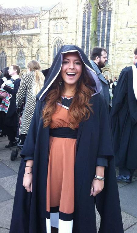 Durham University graduate