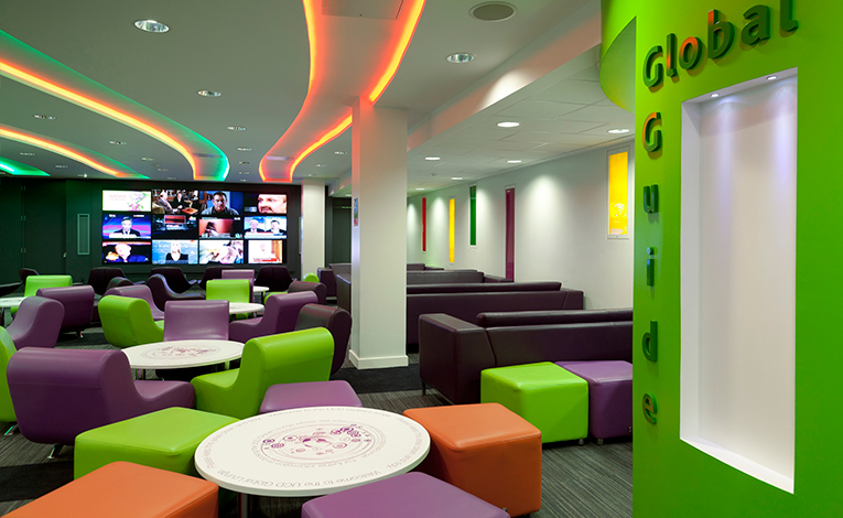 The Global Lounge, University College of Dublin