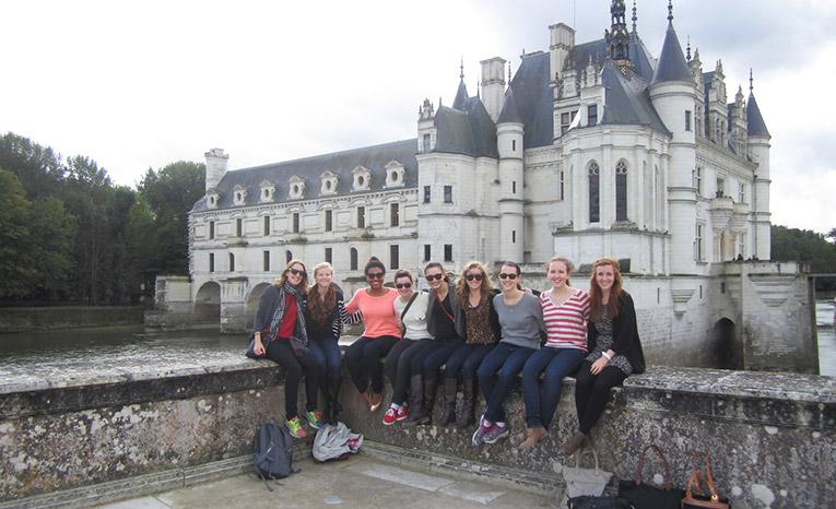 Visiting Les Chateaux de la Loire