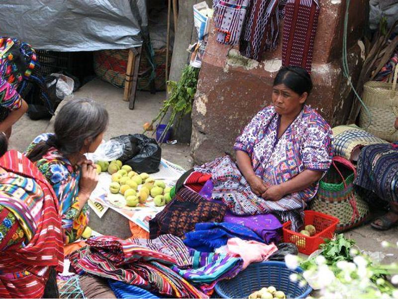 Local produce market
