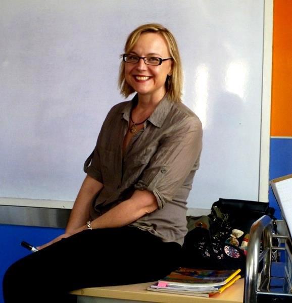 Stephanie Vogel, Director of Teaching House