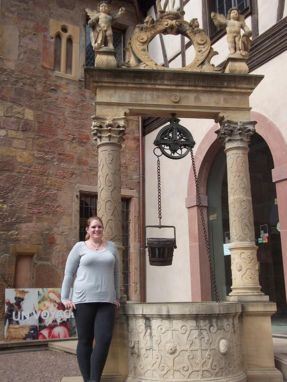 Visiting Colmar, France