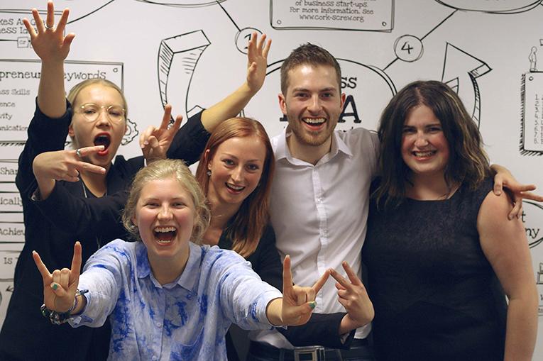 Corkscrew program participants