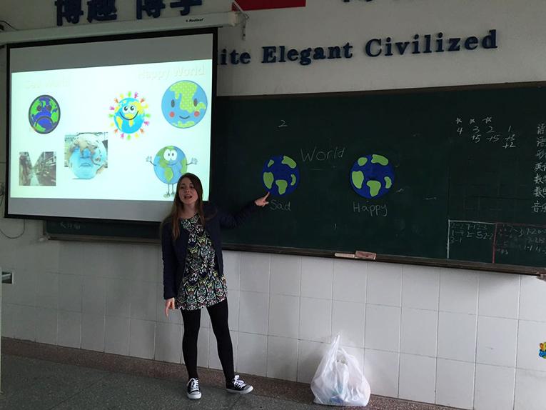 Presentation environmentally friendly practices