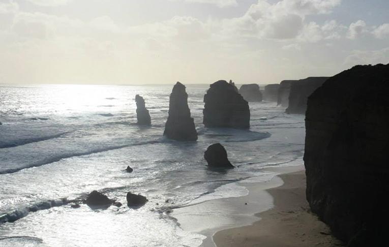 The 12 Apostles, Port Campbell National Park, Victoria, Australia