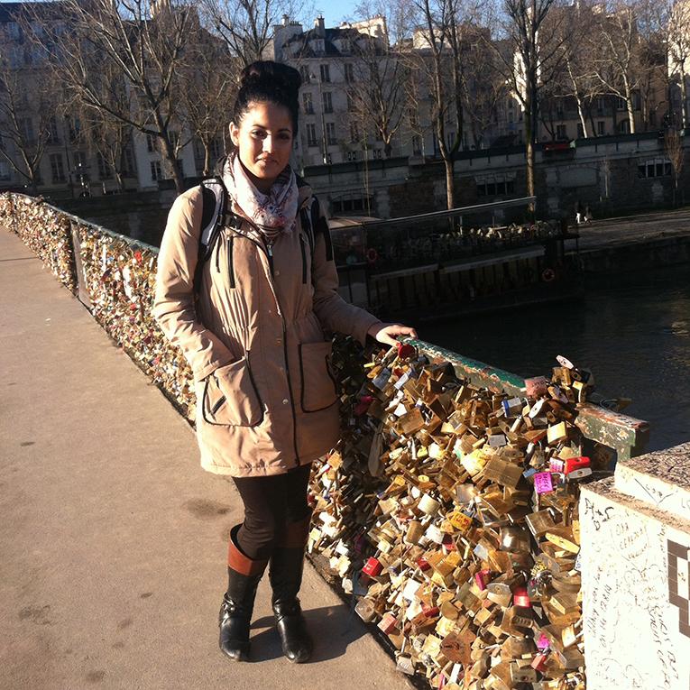 Paris Bridge of Locks