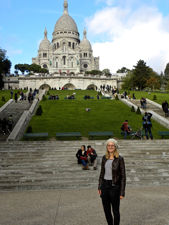 Sacre Coeur in France
