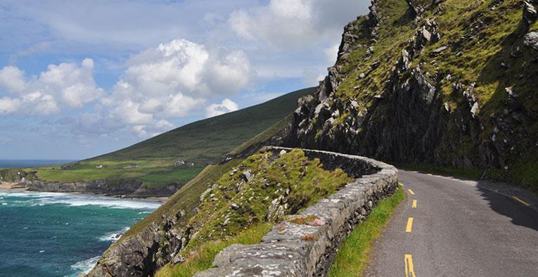 Sleas Head Drive, Ireland