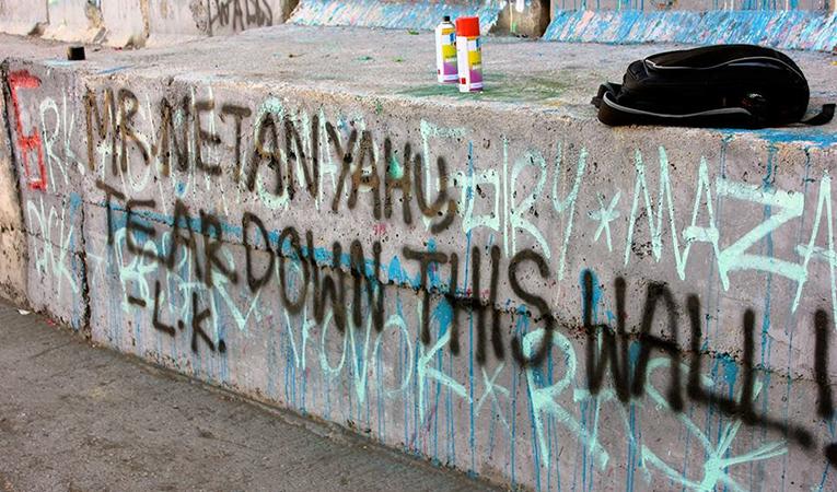 Graffiti in Israel