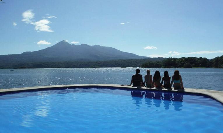 Pico de Garaza in Nicaragua