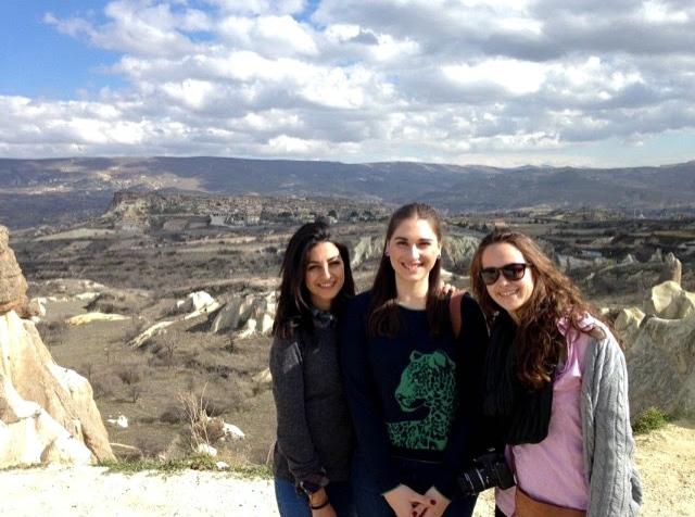 View of Cappadocia, Turkey