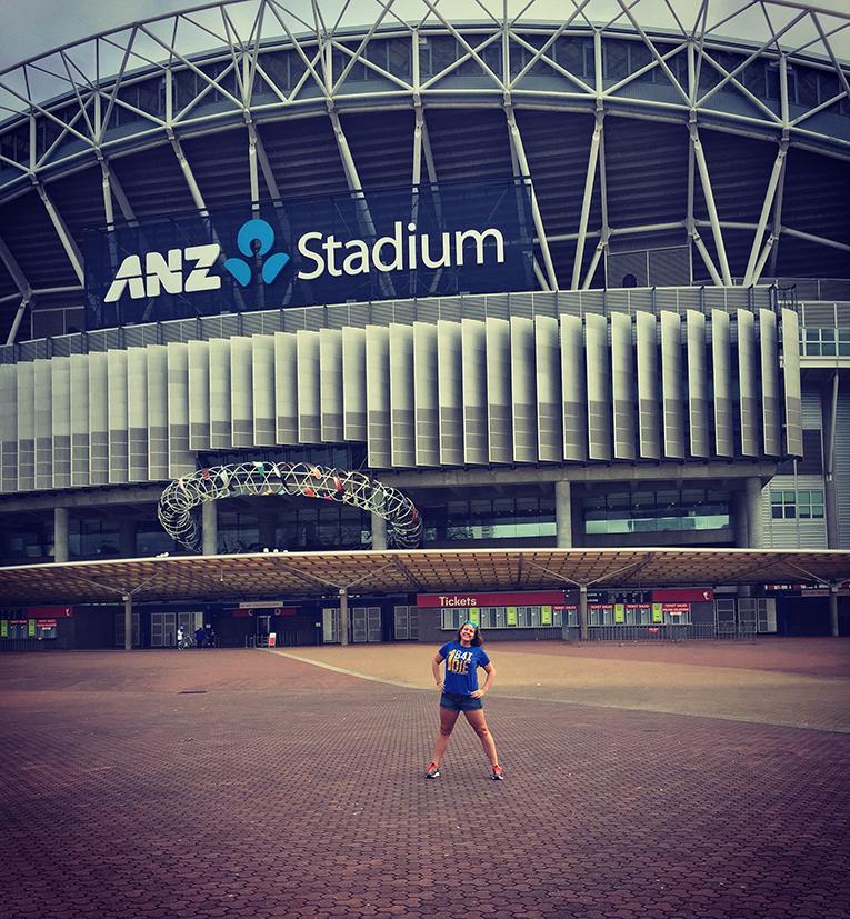 Sydney Olympic Park, Australia