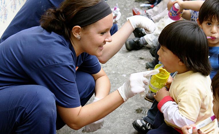 Dental Volunteering in Ecuador