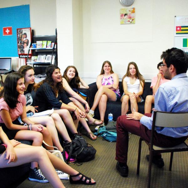 Paris, France, Teen Travel, France Language, Study French, Classroom