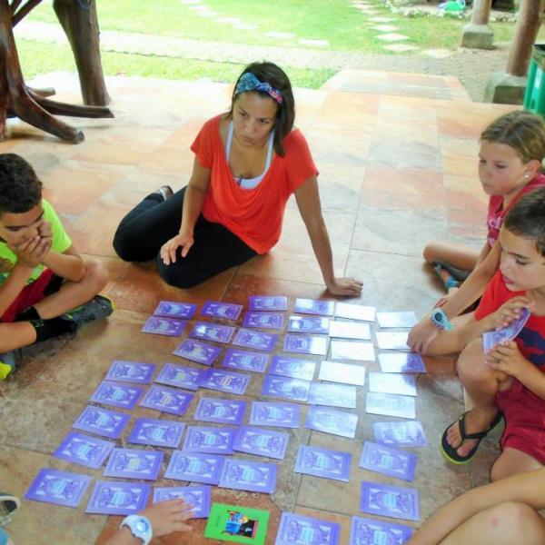 spanish for kids in costa rica