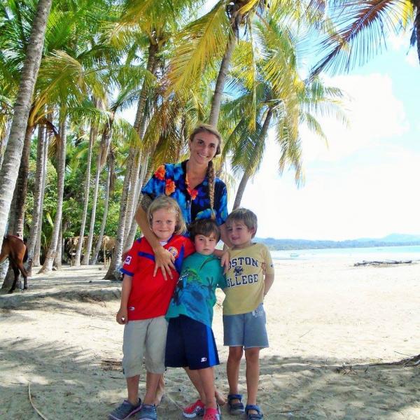 Spanish classes for children in Costa Rica
