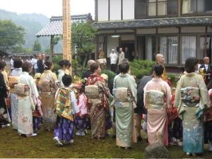 A Japanese event