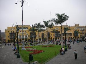 study in Lima, Peru