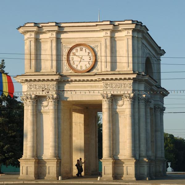 NovaMova Russian language school in Moldova