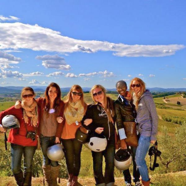 Athena Study AbroadTuscania, Italy Field Trip