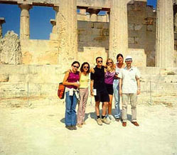Athens cultural travel and Greek learning